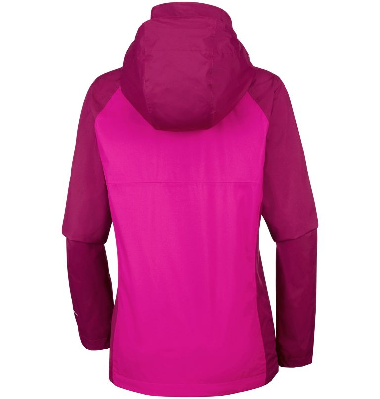 Tapanga Trail™ Jacket | 627 | XS Giacca Tapanga Trail™ da donna, Haute Pink, Wine Berry, back