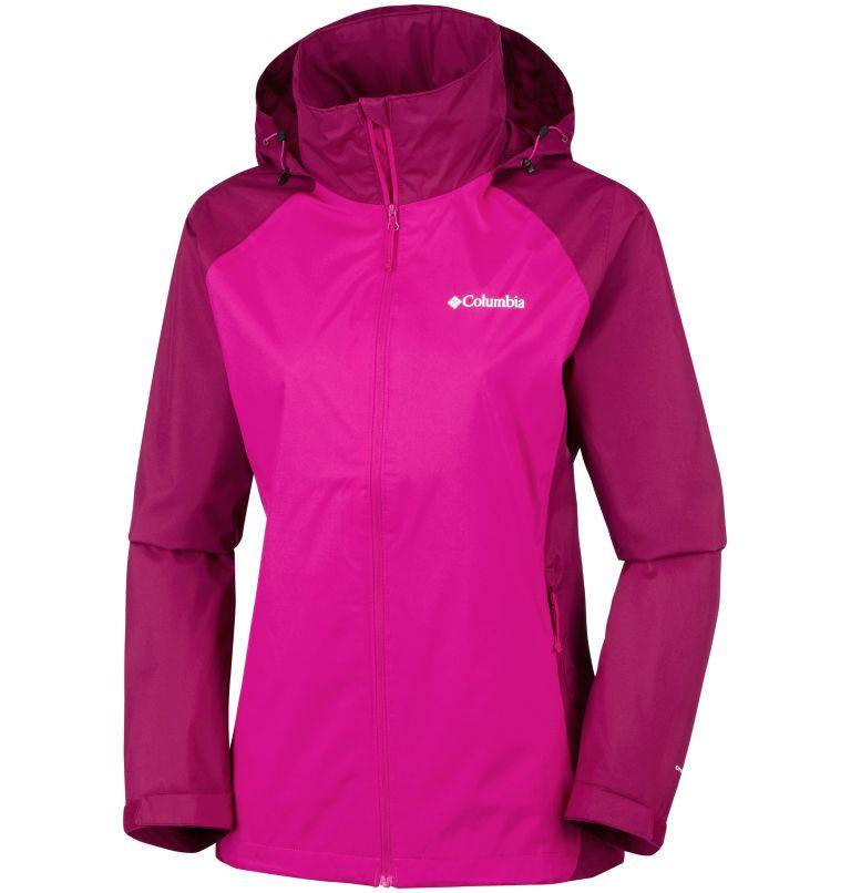 Tapanga Trail™ Jacket | 627 | XS Giacca Tapanga Trail™ da donna, Haute Pink, Wine Berry, front