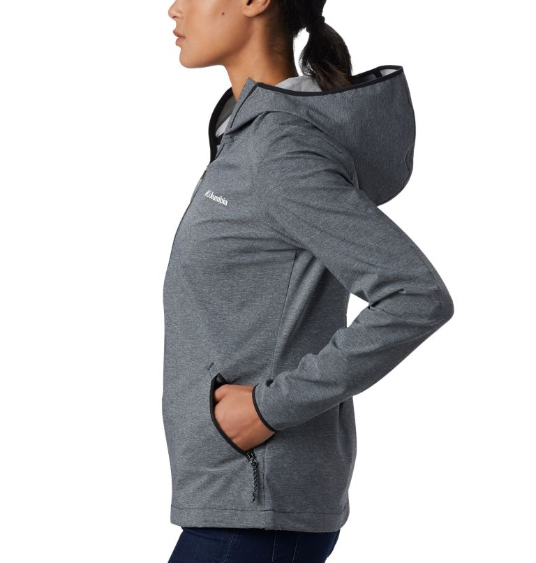 Women's Heather Canyon™ Softshell Jacket Women's Heather Canyon™ Softshell Jacket, a1