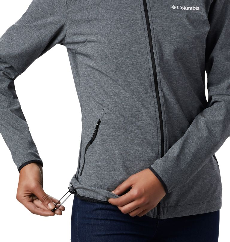 Women's Heather Canyon™ Softshell Jacket Women's Heather Canyon™ Softshell Jacket, a2