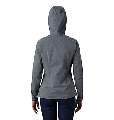 Veste Légère Heather Canyon™ Femme Heather Canyon™ Softshell Jack | 010 | L, Black, back
