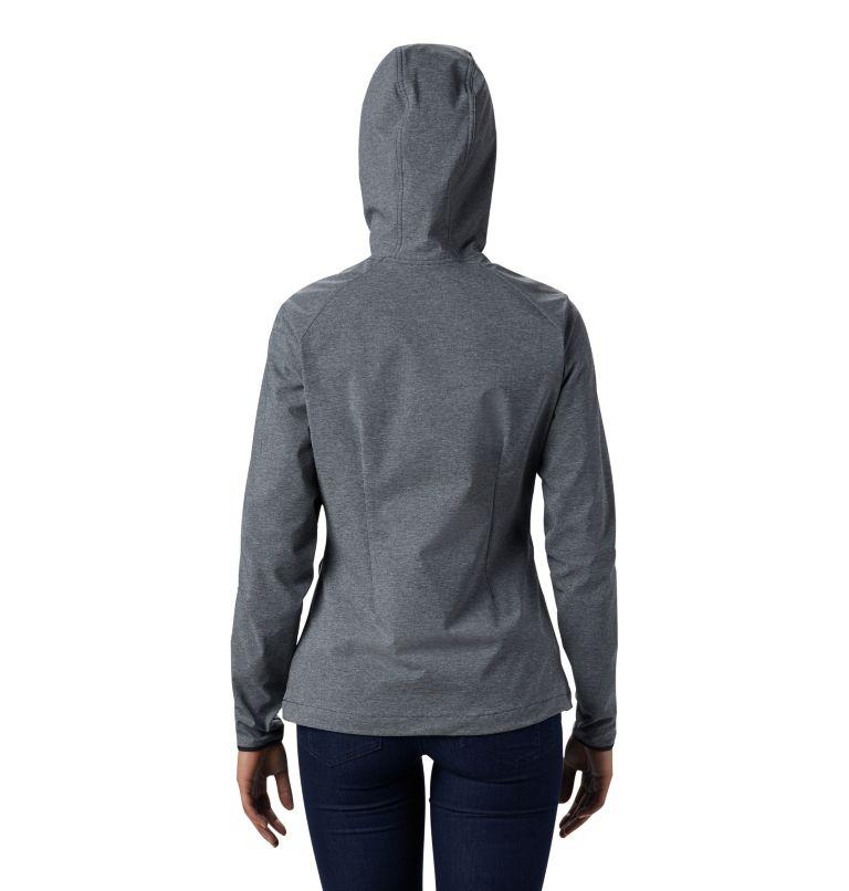 Women's Heather Canyon™ Softshell Jacket Women's Heather Canyon™ Softshell Jacket, back
