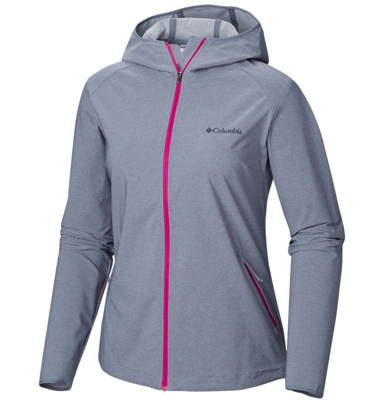 Giacca softshell Heather Canyon™ da donna Giacca softshell Heather Canyon™ da donna, front