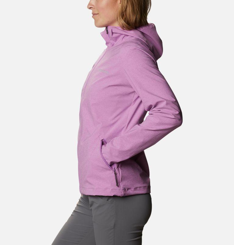 Heather Canyon™ Softshell Jacket | 605 | XL Women's Heather Canyon™ Softshell Jacket, Blossom Pink, a1