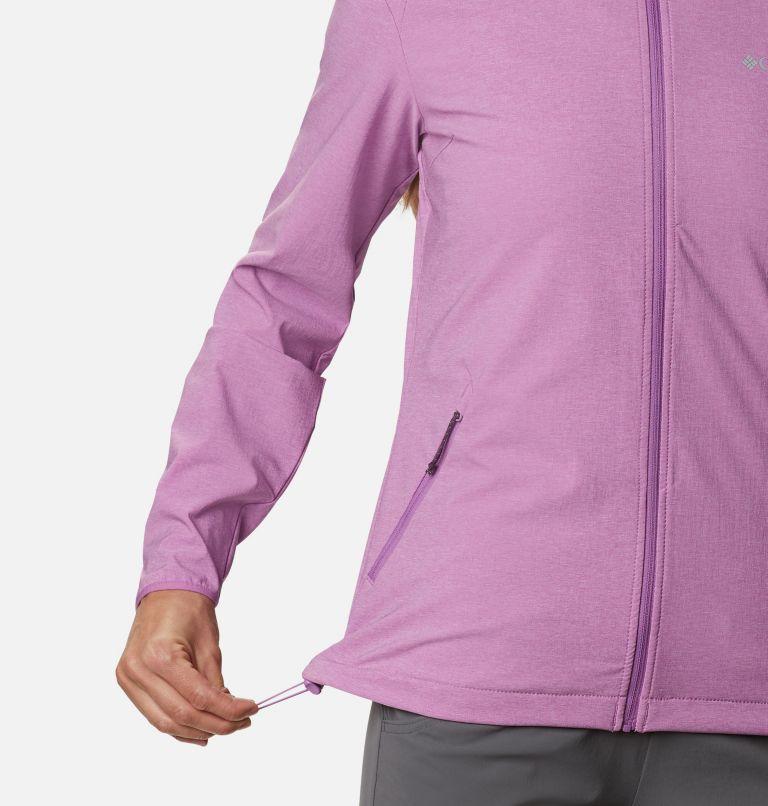 Heather Canyon™ Softshell Jacket | 605 | XL Women's Heather Canyon™ Softshell Jacket, Blossom Pink, a2