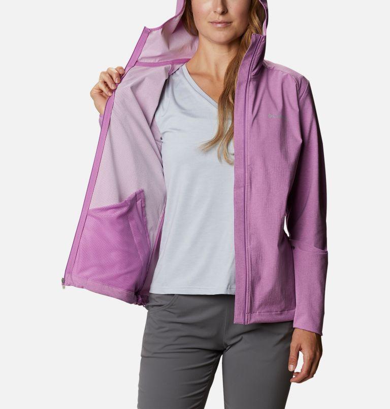 Heather Canyon™ Softshell Jacket | 605 | XL Women's Heather Canyon™ Softshell Jacket, Blossom Pink, a3