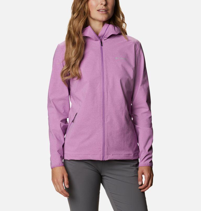 Heather Canyon™ Softshell Jacket | 605 | XL Women's Heather Canyon™ Softshell Jacket, Blossom Pink, front