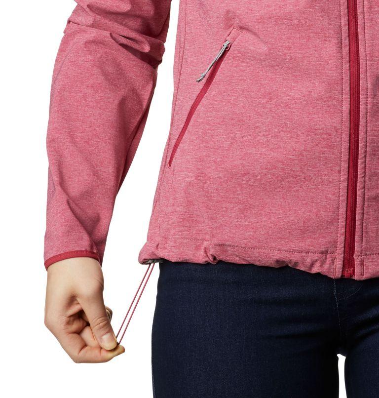 Women's Heather Canyon™ Softshell Jacket Women's Heather Canyon™ Softshell Jacket, a4