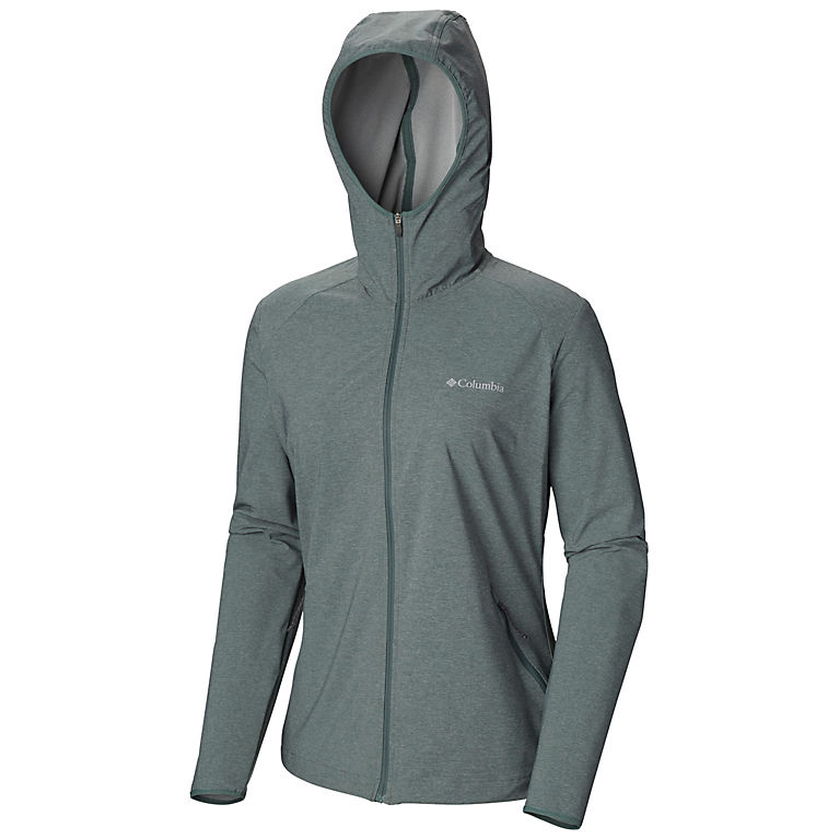 Women's Heather Canyon™ Softshell Jacket – Plus Size
