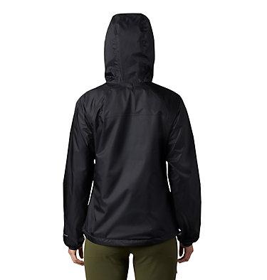 Chubasquero Ulica™ para mujer Ulica™ Jacket | 456 | XS, Black Sheen, back