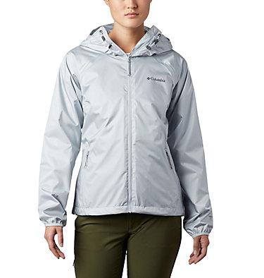 Women's Ulica™ Rain Jacket Ulica™ Jacket | 456 | XS, Cirrus Grey Sheen, front