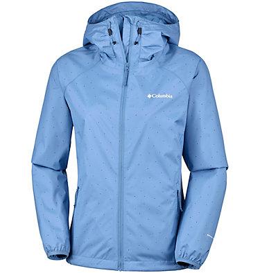 Ulica™ Regenjacke für Damen Ulica™ Jacket | 456 | XS, Blue Dusk Dots Print, front