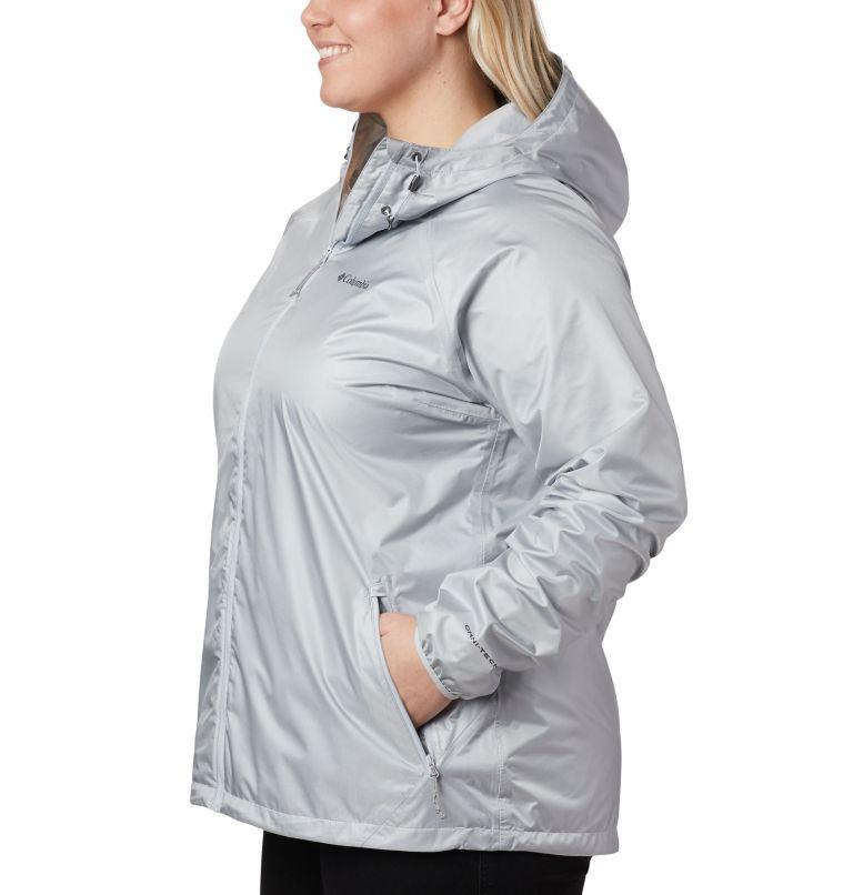 Ulica™ Jacket | 031 | 3X Women's Ulica™ Jacket – Plus Size, Cirrus Grey Sheen, a1