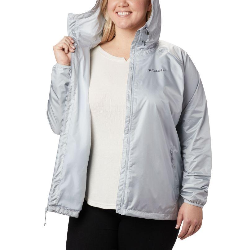 Ulica™ Jacket | 031 | 3X Women's Ulica™ Jacket – Plus Size, Cirrus Grey Sheen, a3