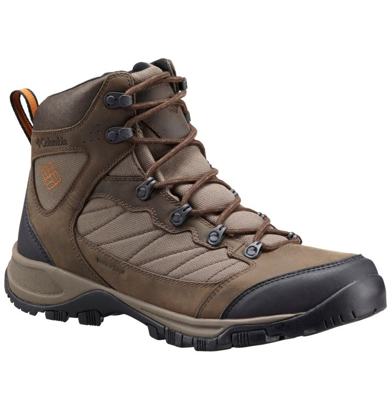 Men's Cascade Pass Waterproof Boots Men's Cascade Pass Waterproof Boots, front