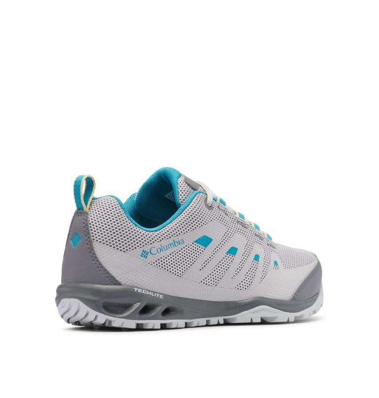 VAPOR VENT™ | 063 | 11 Women's Vapor Vent Trail Shoe, Grey Ice, Beta, 3/4 back