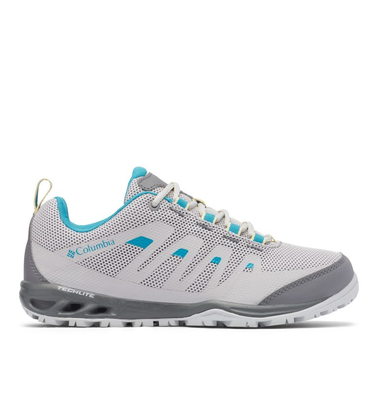 VAPOR VENT™ | 063 | 9 Women's Vapor Vent Trail Shoe, Grey Ice, Beta, front