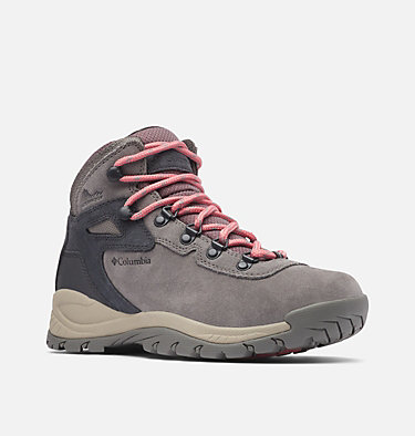 Women's Newton Ridge™ Plus Waterproof Amped Hiking Boot NEWTON RIDGE™ PLUS WATERPROOF AMPED | 012 | 10, Stratus, Canyon Rose, 3/4 front
