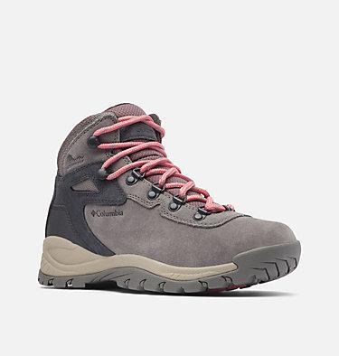 Bottes de randonnée imperméables Newton Ridge™ Plus pour femme NEWTON RIDGE™ PLUS WATERPROOF AMPED | 012 | 10, Stratus, Canyon Rose, 3/4 front