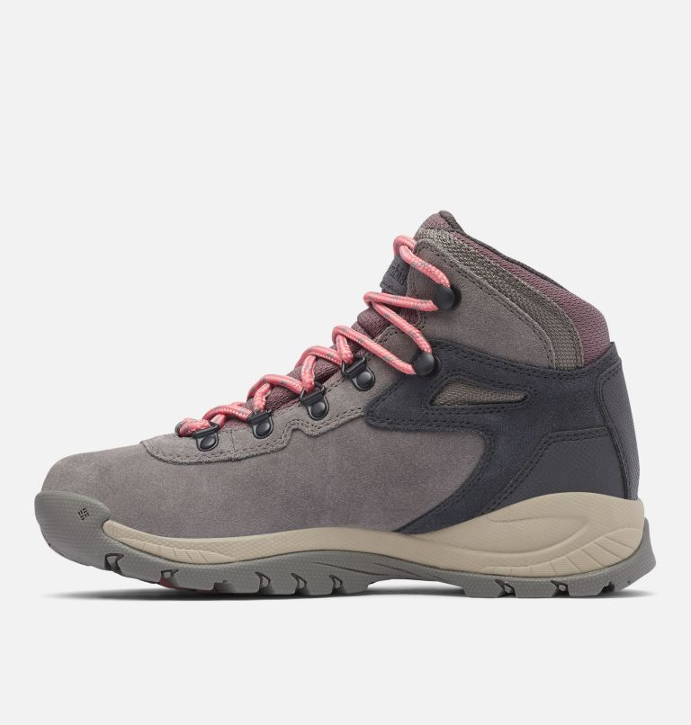 Women's Newton Ridge™ Plus Waterproof Amped Hiking Boot Women's Newton Ridge™ Plus Waterproof Amped Hiking Boot, medial