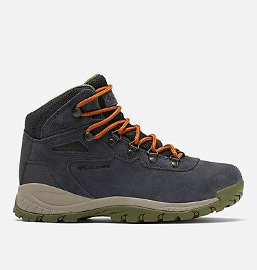 Women's Newton Ridge™ Plus Waterproof Amped Hiking Boot NEWTON RIDGE™ PLUS WATERPROOF AMPED | 012 | 10, Shark, Hiker Green, front
