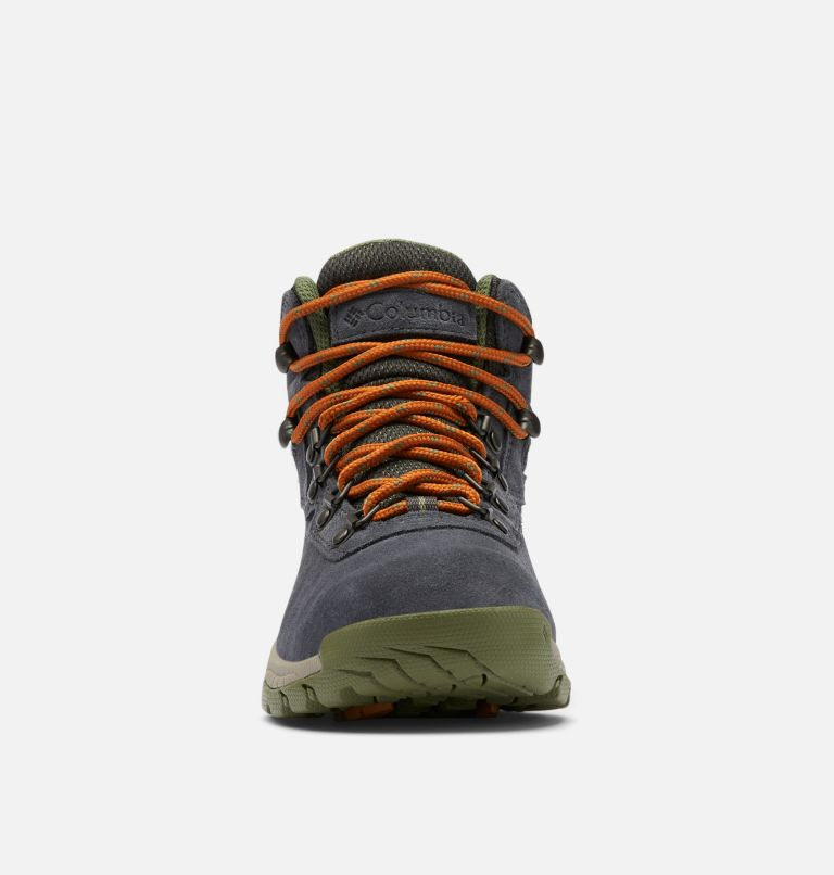 NEWTON RIDGE™ PLUS WATERPROOF AMPED | 012 | 7 Women's Newton Ridge™ Plus Waterproof Amped Hiking Boot, Shark, Hiker Green, toe