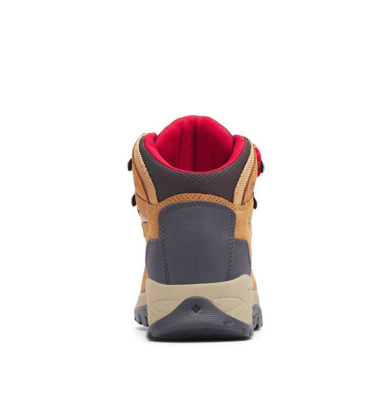 NEWTON RIDGE™ PLUS WATERPROOF AMPED | 286 | 10.5 Women's Newton Ridge™ Plus Waterproof Amped Hiking Boot, Elk, Mountain Red, back