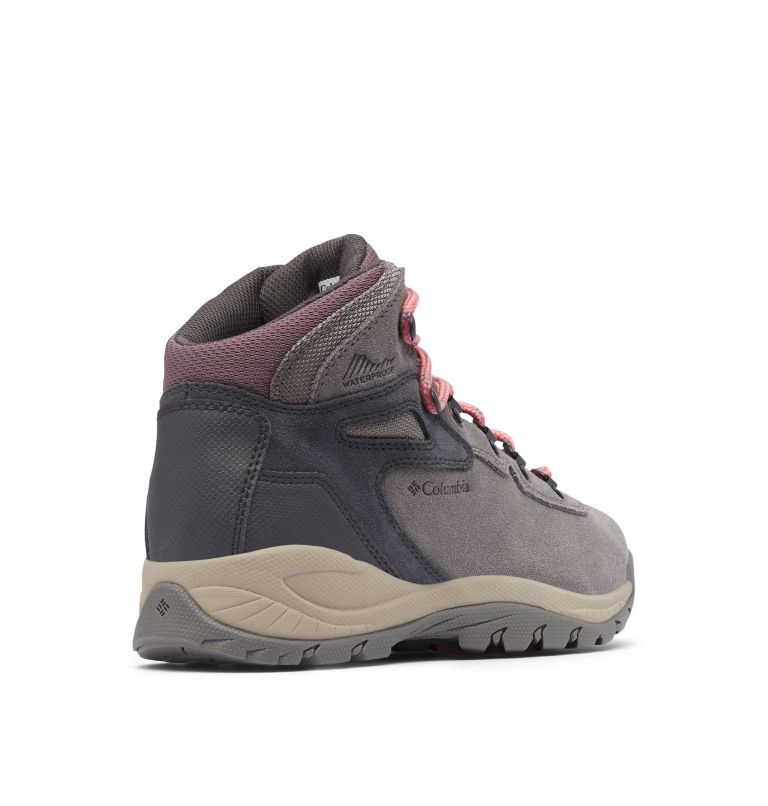 Women's Newton Ridge™ Plus Waterproof Amped Hiking Boot - Wide Women's Newton Ridge™ Plus Waterproof Amped Hiking Boot - Wide, 3/4 back