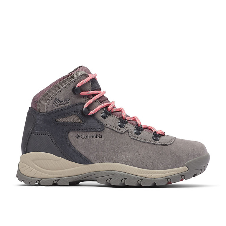 Women/'s Columbia Newton Ridge Plus Wtrproof Amped Boot Wide