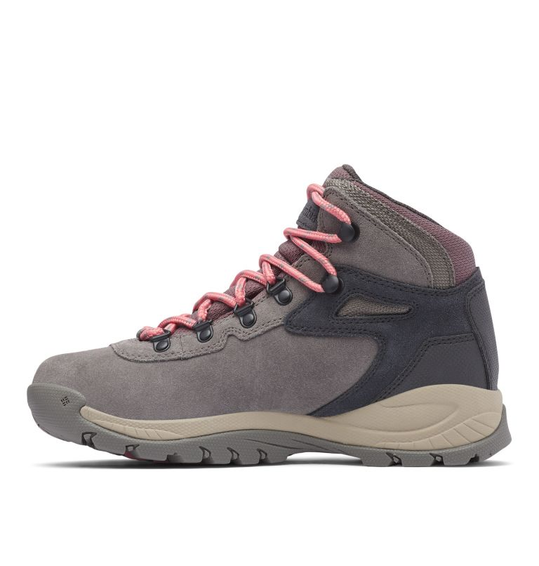 Women's Newton Ridge™ Plus Waterproof Amped Hiking Boot - Wide Women's Newton Ridge™ Plus Waterproof Amped Hiking Boot - Wide, medial