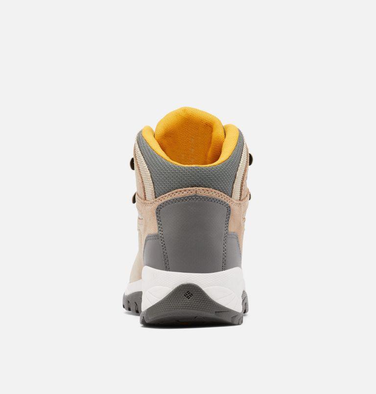 NEWTON RIDGE™ PLUS WATERPROOF AMPED WIDE | 213 | 7.5 Women's Newton Ridge™ Plus Waterproof Amped Hiking Boot - Wide, Oxford Tan, Dusty Green, back