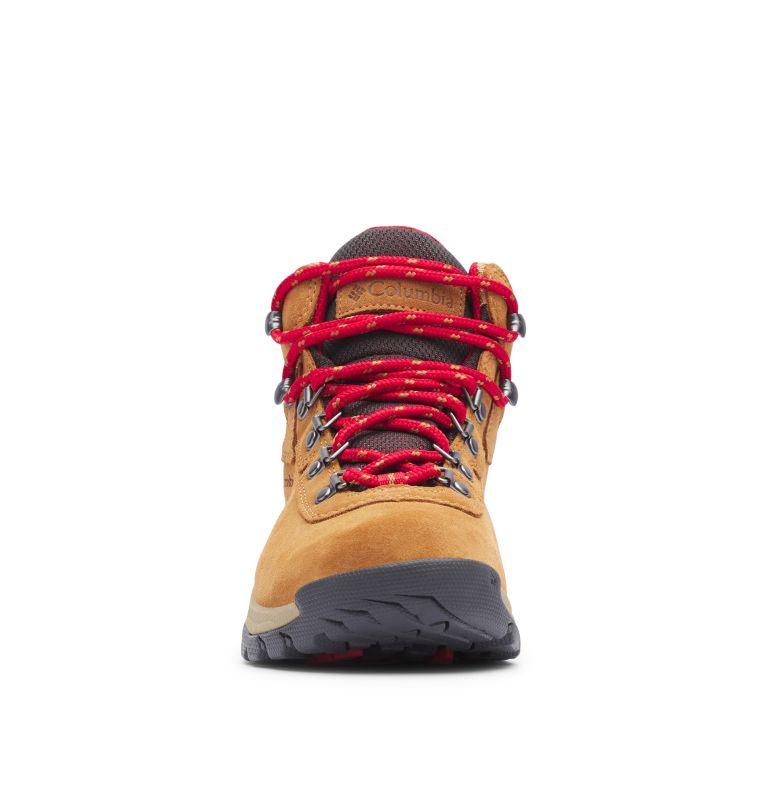 NEWTON RIDGE™ PLUS WATERPROOF AMPED WIDE | 286 | 7.5 Women's Newton Ridge™ Plus Waterproof Amped Hiking Boot - Wide, Elk, Mountain Red, toe