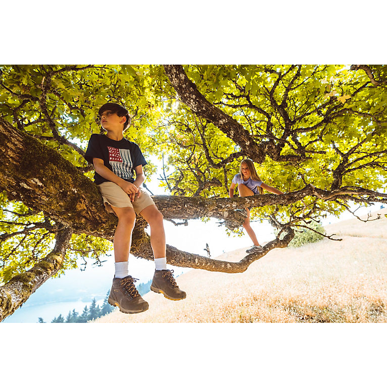 73b08f5180a54 Big Kids' Newton Ridge™ Waterproof Hiking Boot