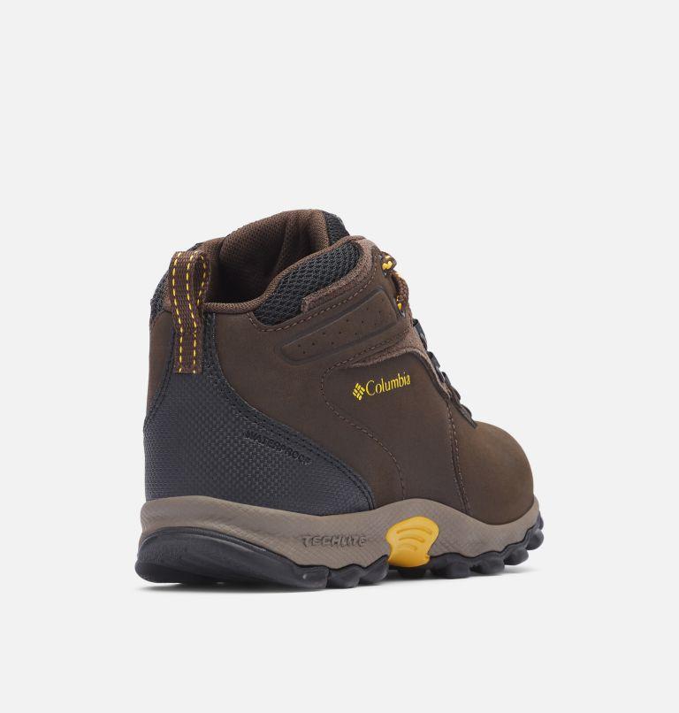 Big Kids' Newton Ridge™ Waterproof Hiking Boot Big Kids' Newton Ridge™ Waterproof Hiking Boot, 3/4 back
