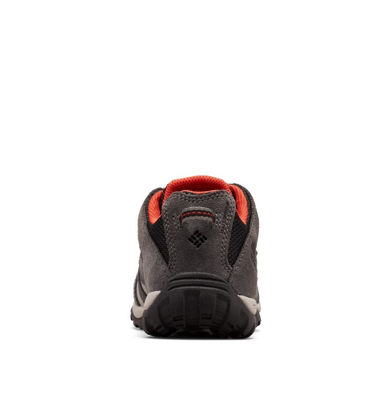 YOUTH REDMOND™ WATERPROOF | 012 | 1 Big Kids' Redmond™ Waterproof Shoe, Black, Flame, back