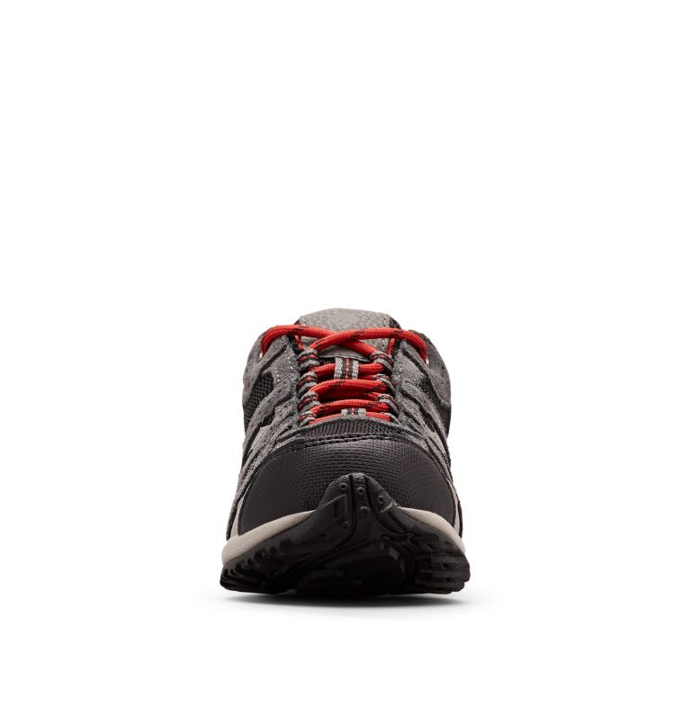 YOUTH REDMOND™ WATERPROOF | 012 | 1 Big Kids' Redmond™ Waterproof Shoe, Black, Flame, toe