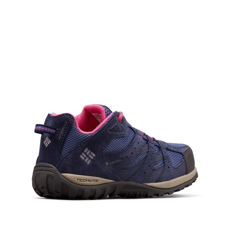 YOUTH REDMOND™ WATERPROOF   508   3 Big Kids' Redmond™ Waterproof Shoe, Bluebell, Pink Ice, 3/4 back