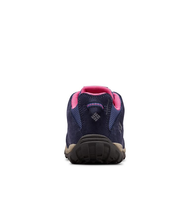 YOUTH REDMOND™ WATERPROOF | 508 | 5 Big Kids' Redmond™ Waterproof Shoe, Bluebell, Pink Ice, back