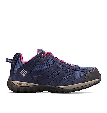 Big Kids' Redmond™ Waterproof Shoe YOUTH REDMOND™ WATERPROOF | 012 | 1, Bluebell, Pink Ice, front