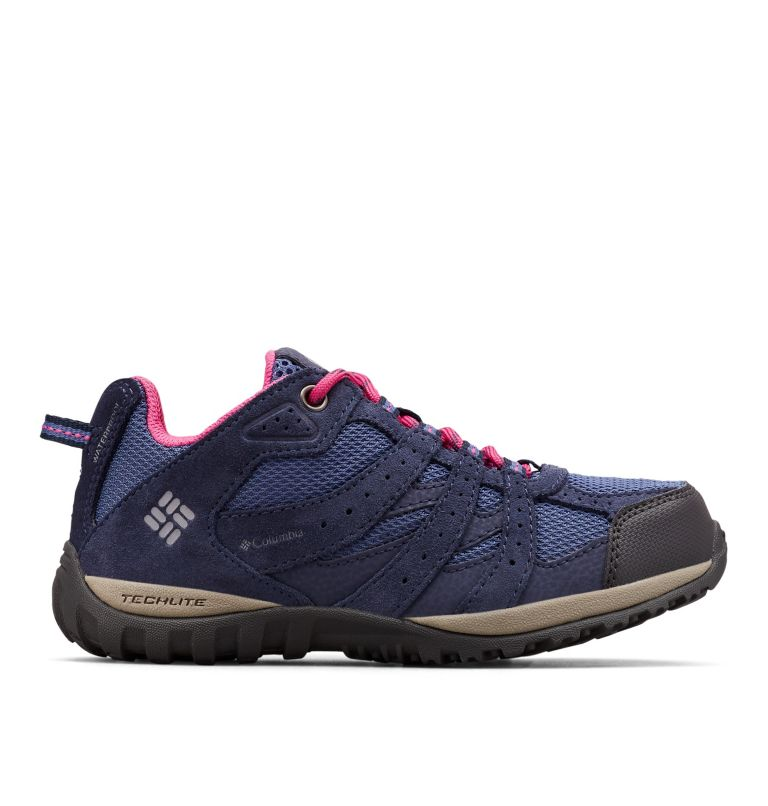 YOUTH REDMOND™ WATERPROOF | 508 | 5 Big Kids' Redmond™ Waterproof Shoe, Bluebell, Pink Ice, front
