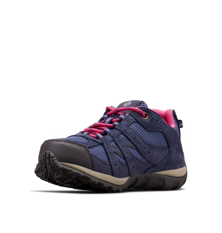 YOUTH REDMOND™ WATERPROOF | 508 | 5 Big Kids' Redmond™ Waterproof Shoe, Bluebell, Pink Ice