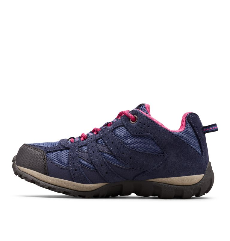 YOUTH REDMOND™ WATERPROOF | 508 | 5 Big Kids' Redmond™ Waterproof Shoe, Bluebell, Pink Ice, medial