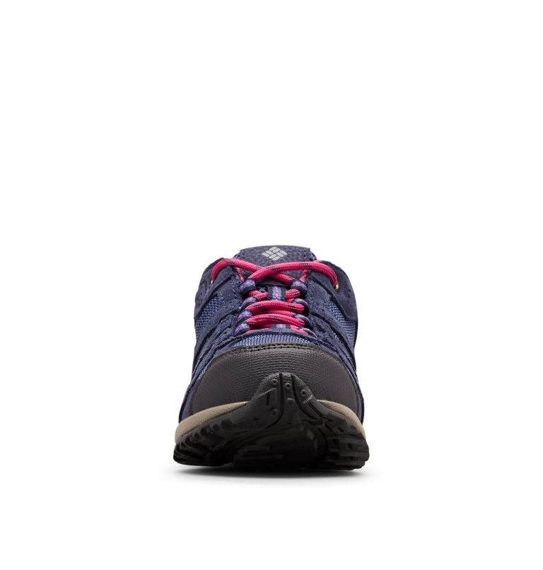 YOUTH REDMOND™ WATERPROOF | 508 | 5 Big Kids' Redmond™ Waterproof Shoe, Bluebell, Pink Ice, toe