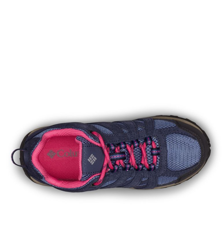 YOUTH REDMOND™ WATERPROOF | 508 | 5 Big Kids' Redmond™ Waterproof Shoe, Bluebell, Pink Ice, top