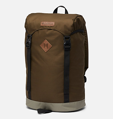 Zainetto Unisex Classic Outdoor™ 25L Classic Outdoor™ 25L Daypack | 015 | O/S, Olive Green, Stone Green, front