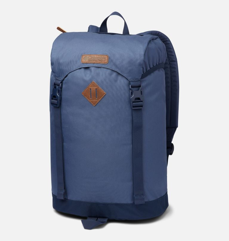 Classic Outdoor™ 25L Daypack | 478 | O/S Zainetto Unisex Classic Outdoor™ 25L, Dark Mountain, Collegiate Navy, front