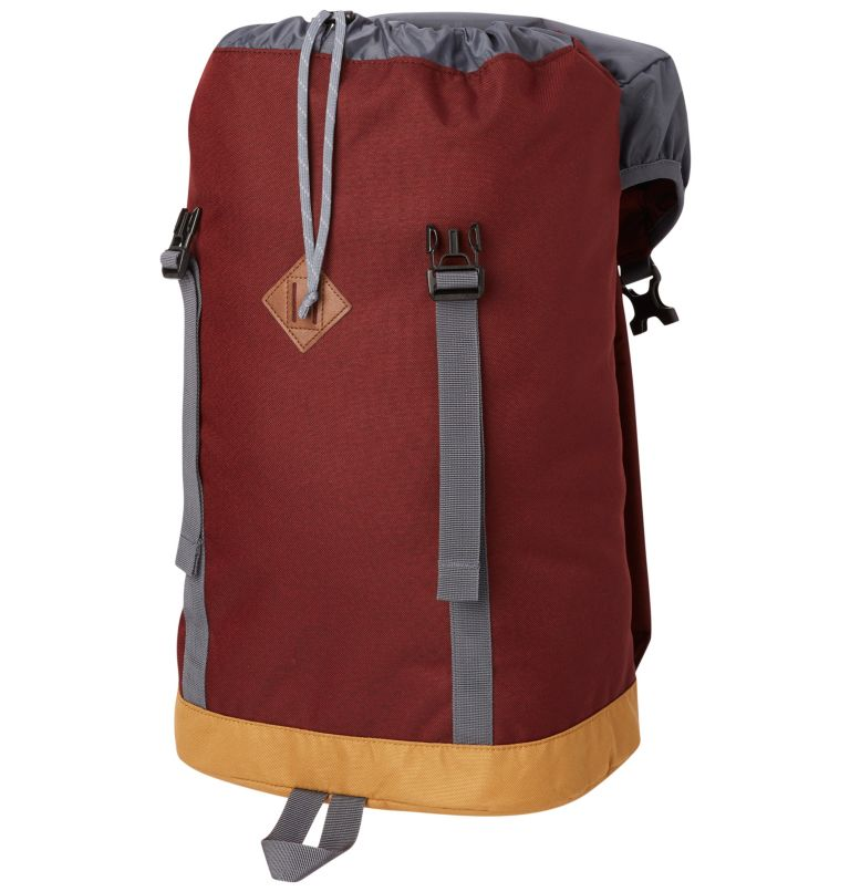Classic Outdoor™ 25L Daypack | 615 | O/S Unisex Classic Outdoor™ 25L Daypack, Tapestry Heather, Maple, a1