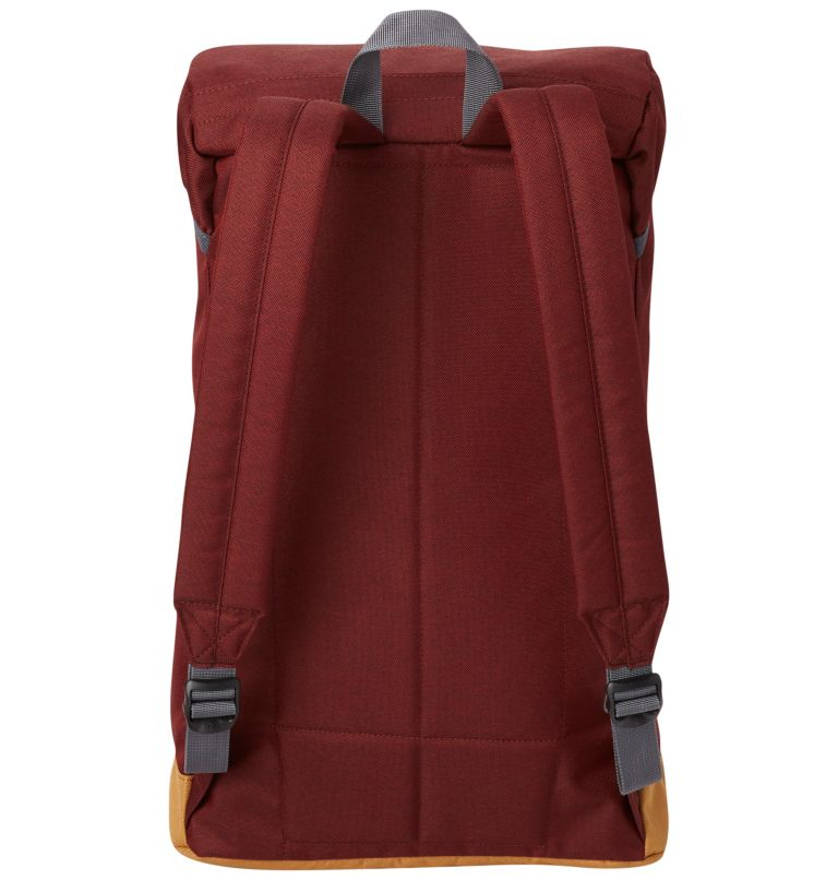 Classic Outdoor™ 25L Daypack | 615 | O/S Unisex Classic Outdoor™ 25L Daypack, Tapestry Heather, Maple, back