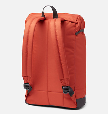 Sac À Dos 25L Classic Outdoor™ Unisexe Classic Outdoor™ 25L Daypack | 478 | O/S, Carnelian Red, Shark, back