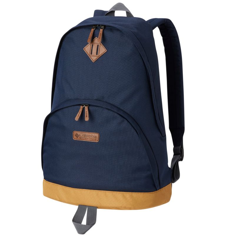 Classic Outdoor™ 20L Daypack | 464 | O/S Unisex Classic Outdoor™ 20L Daypack, Collegiate Navy Heather, Maple, front